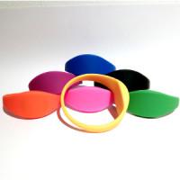Braccialetti RFID in silicone