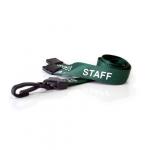 Staff verde